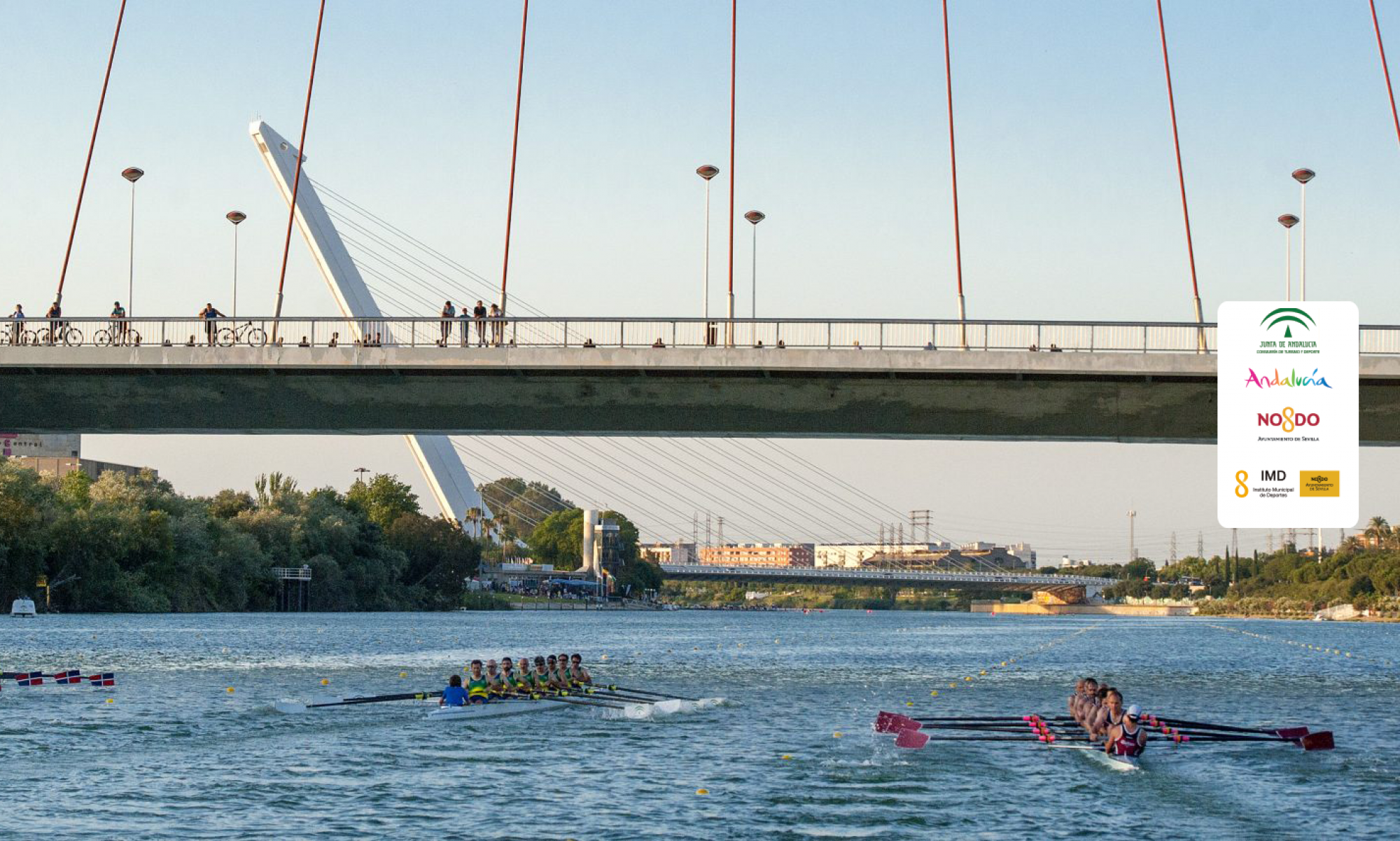 3rd SEVILLA International Rowing Masters Regatta